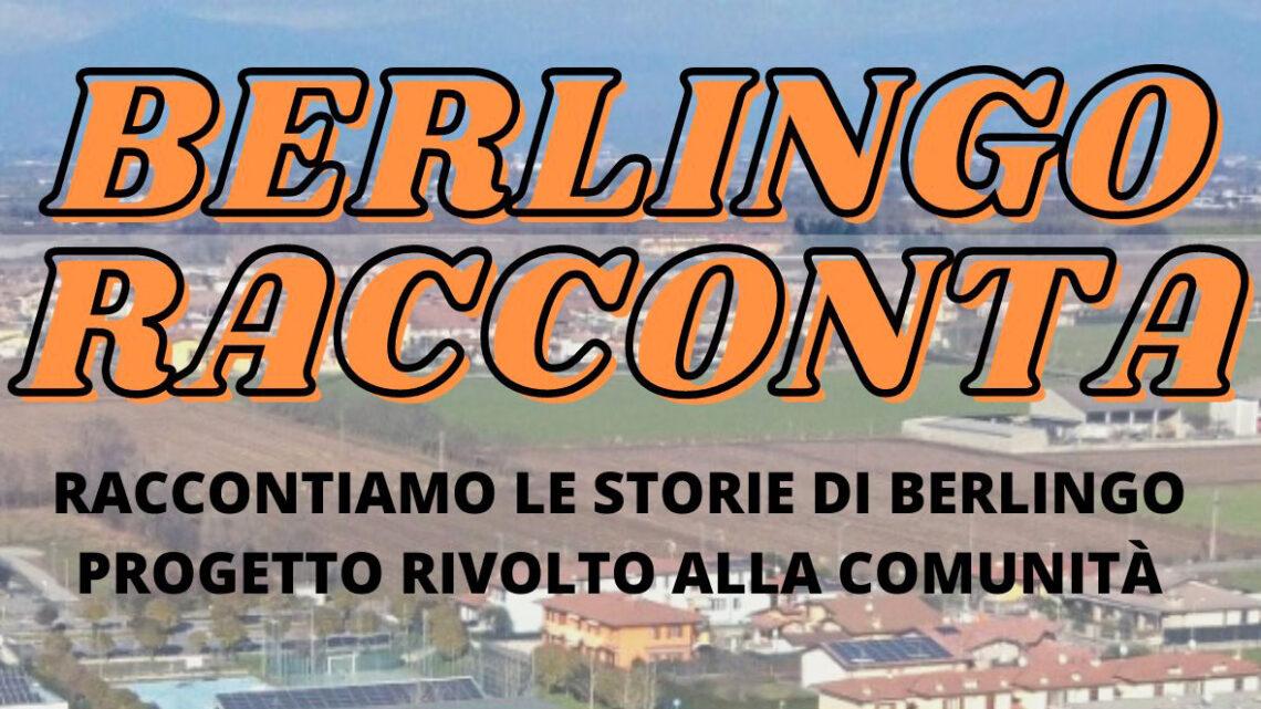 Berlingo Racconta: il progetto